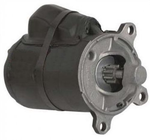 Crank-n-Charge New Replacement Starter for Crusader Marine Various Models Ford Engines, Ford Marine Various Models Ford Engines, and OMC 2.3L 4cyl, 140ci Ford Engines 1987-1990 984628