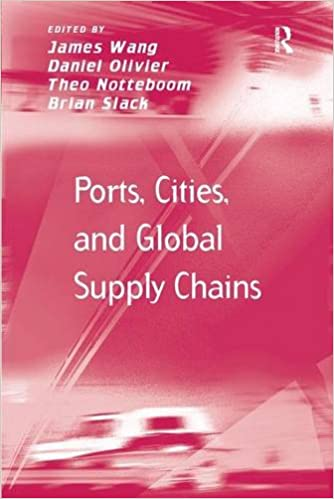 Ports, Cities, and Global Supply Chains (Transport and Mobility)