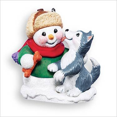 Snow Buddies #10 2007 Hallmark  Ornament