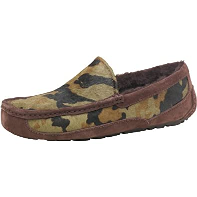 9c5240dca1790 Mens Ugg M Ascot Camo Slippers Stout Guys Gents (6 UK 6 US 7 EUR ...