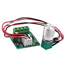 Low Voltage DC 1.8V - 12V 2A Motor Speed Controller PWM
