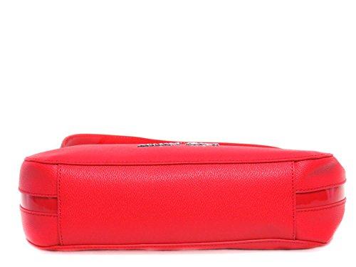 Armani Jeans Borsa a spalla di colore rosso