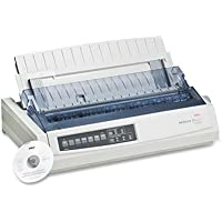 NEW - Microline 321 Turbo Dot Matrix Impact Printer - 62411701