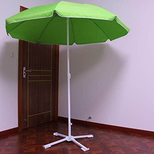 Non null Taglia libera base per ombrellone da giardino Supporto per ombrellone da spiaggia pieghevole supporto per parchi bianco pesca barbecue YYWJ