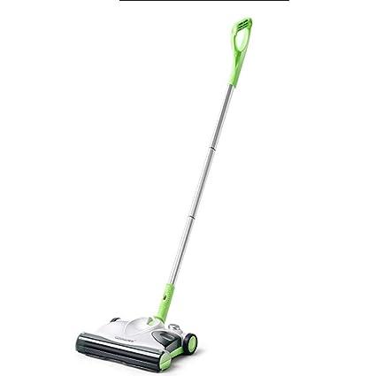 LCTXCQ Aspirador inalámbrico aspirador ultra limpio limpiador sin polvo escoba de pelo de mascotas escoba eléctrica
