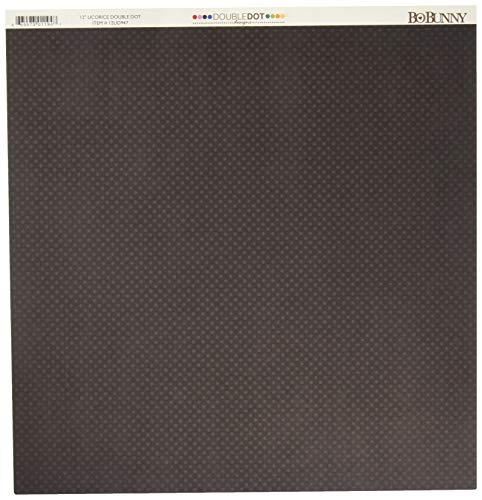 Bo Bunny Double Dot Paper 12x12 ()
