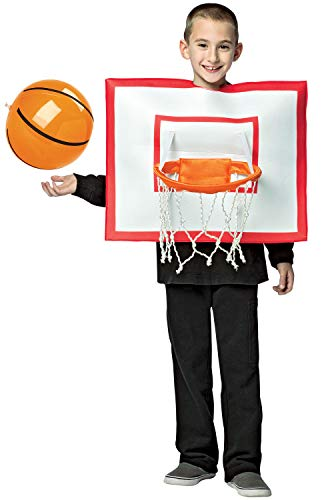 Kids Basketball Hoop Funny Costume size 7-10 for $<!--$20.66-->