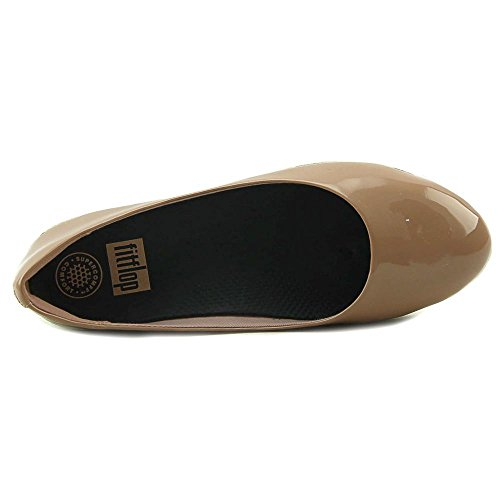 Nude Fitflop Donna Superballerina Balletto Nudo