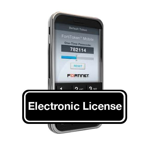Fortinet FortiToken Mobile 20 Users One-time Password Tokens for iOS/Android/Windows Phone Mobile Devices, Perpetual licenses by FORTINET