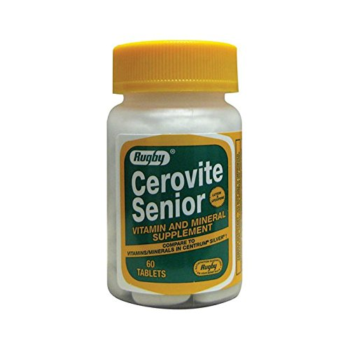 Cerovite Senior 60 Tabs