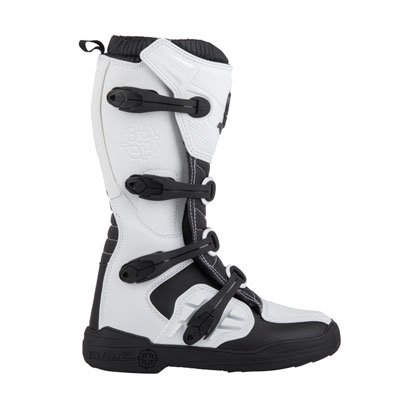 A.R.C. Corona Motocross Boot - White - Size 11 by A.R.C. (Image #2)