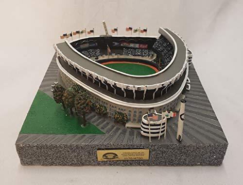 - New York Yankees Gold Series Old Yankee Stadium Replica