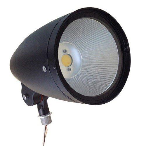 LED Bullet Flood Light 12 Watt 5000K 120-277V Black (Pkg of 25)