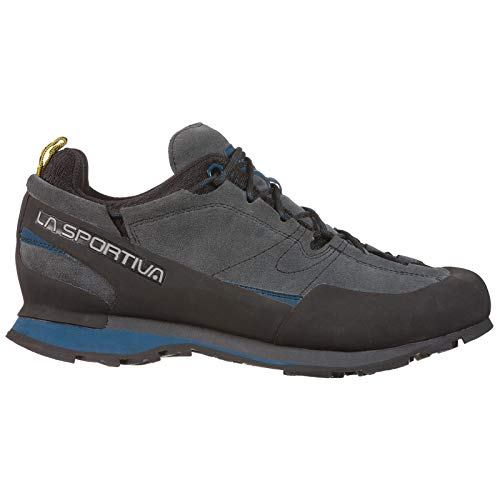 La Sportiva Boulder X Approach Shoe, Carbon/Opal, 45, used for sale  Delivered anywhere in USA