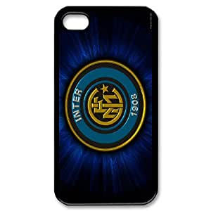 iPhone 4,4S Protective Phone Case Logo Inter Milan ONE1231774