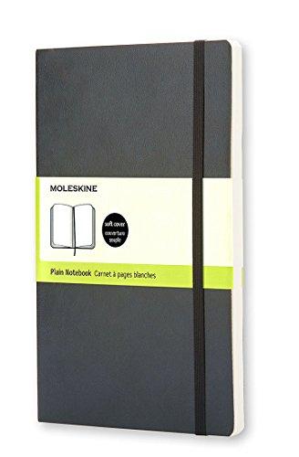 Moleskine Klassisches Notizbuch Pocket, Softcover, blanko, schwarz
