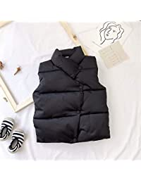 Kids Vest Gilet Textured Padded Microfibre Filler Childrens Body Warmer Winter Jacket Boy Girl Brithday School Gift,110-160cm