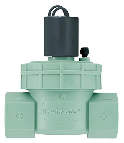 Flow In Line Sprinkler Control (Orbit Sprinkler System 1-Inch NPT Jar Top Valve 57461)