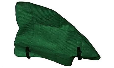 Leisure Depot Premium Caravan Cover 6.48m 19-21ft Heavy Duty Green Full Cover