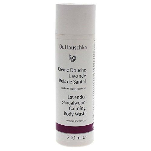 Dr. Hauschka Lavender Sandalwood Calming Body Wash for Women, 6.7 (Hauschka Lavender Bath)