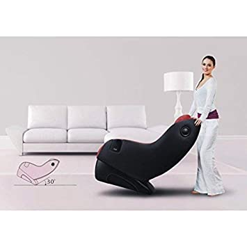 NAVIDAD -80€ l GURU® Sillón de masaje y relax - Rojo (modelo ...