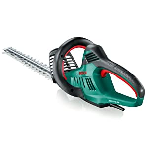 Bosch AHS 50-26 Electric Hedge Cutter with 500 mm Blade Length and 26 mm Tooth Opening