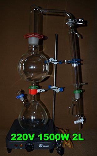 Essential oil steam distillation set,Essential oil distil...