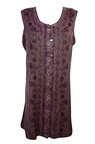 Mogul Interior - Vestido - Noche - para mujer marrón