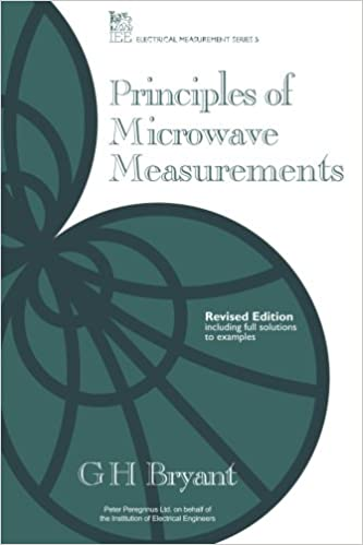Principles of microwave measurements materials circuits and principles of microwave measurements materials circuits and devices gh bryant 9780863412967 amazon books fandeluxe Image collections