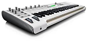 m audio venom 49 key synthesizer with pro tools compatible usb audio and midi. Black Bedroom Furniture Sets. Home Design Ideas
