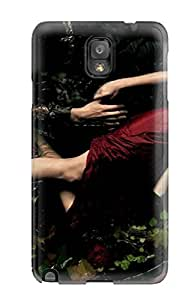 First-class Case Cover For Galaxy Note 3 Dual Protection Cover The Vampire Diaries Season 3