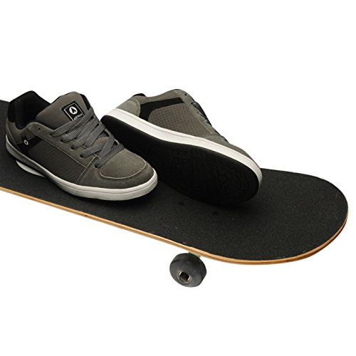 Juniors Baskets Brock Charbon De Skate Chaussures Airwalk nW8T4ZqZ