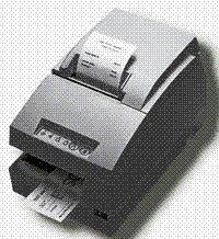 Matrix Receipt, Slip & Validation Printer, Usb, No Display M ()