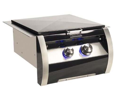 Built-In Power Burner with Porcelain Cast Grid - NG by Fire Magic Grills