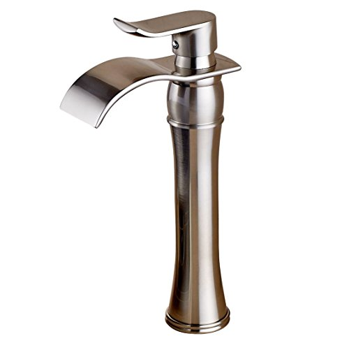 single handle bathroom sink vessel faucet mixer tap lavatory faucets