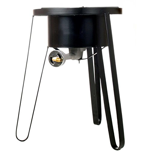 High Quality Gas Burner w/ Stand - Portable Gas Cooker or Pr