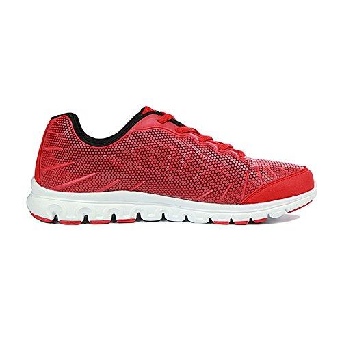 resorte y verano zapatos de los deportes/mujeres zapatos casuales/Señora zapatillas al aire libre/El resbalón resistente a la abrasión transpirable zapato A