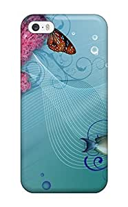 For Iphone 5/5s Premium Tpu Case Cover Manipulation Protective Case