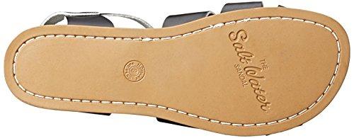 Salt-Water Wasserfeste Frauen-Sandale Original Schwarz EU 40/41 (SW 8)