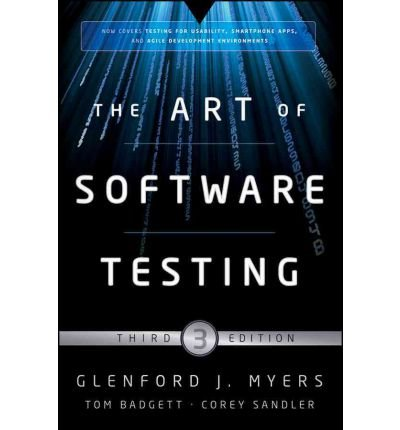 Read Online The Art of Software Testing (Hardback) - Common PDF