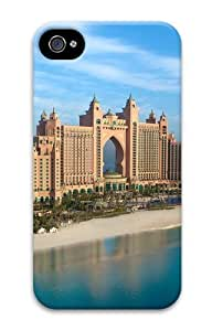 iPhone 4S Case, iPhone 4S Cases - Atlantis The Palm Polycarbonate Hard Case Cover for iPhone 4/4S