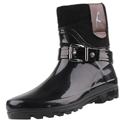 Gosch ShoesGosch Shoes Sylt Damen 7102-501-9 - Botas de agua Mujer negro