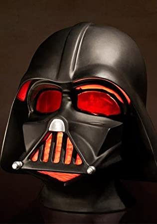 star wars lampe darth vader helm