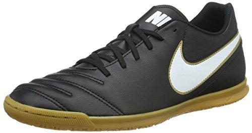 metallic metallic Rio white Gold Goldblack white De Iii Entrainement Ic Football Tiempo Chaussures Homme Black black Nike metallic 7w5q1BW