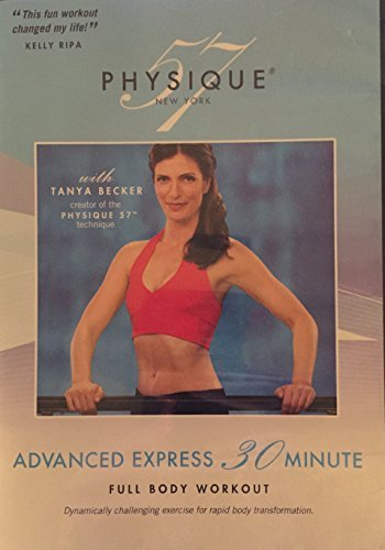 Physique 57 Advanced Express 30 Minute Full Body Workout (Best 30 Minute Full Body Workout)