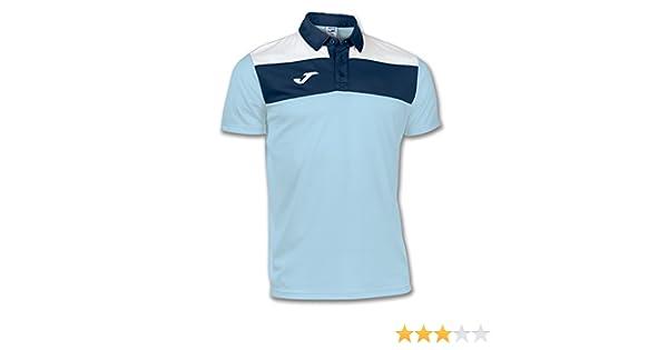 Joma Crew m/c, Camiseta Polo para Hombre: Amazon.es: Ropa y accesorios