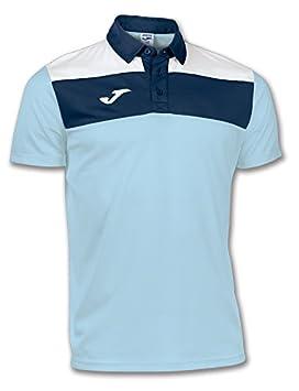 Joma Crew m/c, Camiseta Polo para Hombre: Amazon.es: Deportes y aire libre