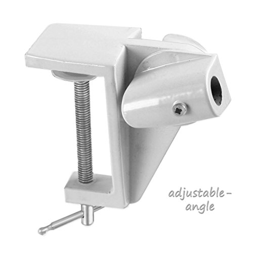 Magnifier Lamp Work Light Mounting Bracket Clamp - Choose from 4 Styles