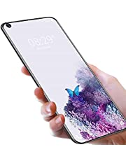 OUKITEL C21 Mobiele Telefoon Android 10 (6,4 inch) HD+ Display, 4000mAh Batterij 4GB/64GB, 256GB Uitbreidbaar, 20MP AI-Voorcamera,Dual Nano SIM Mobiele Telefoon (zwart)