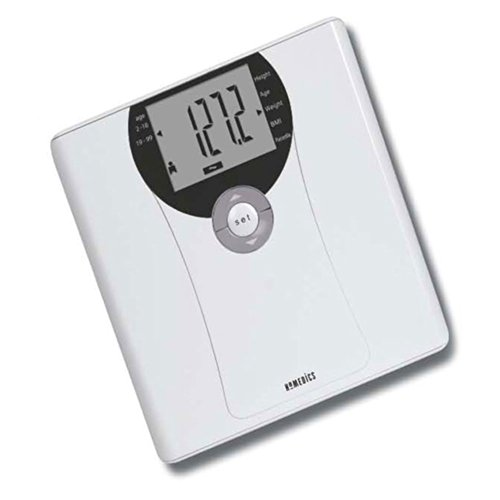 body fat scale homedics - 6